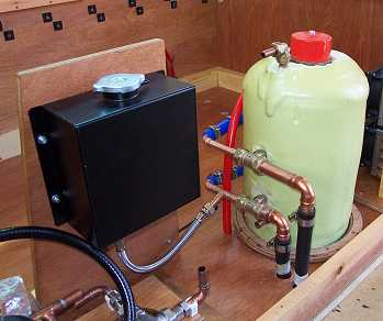 Heating And Hot Water